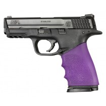 Handall Hybrid S&W M&P 9MM, 40S&W, 357SIG Grip Sleeve Purple