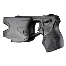 Taser X26, X26P, X2: HandALL Hybrid Grip Sleeve - Black