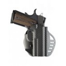 ARS Stage 1 - Carry Holster Officer Model 1911 Right Hand CF Weave