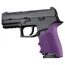 HandAll Beavertail Grip Sleeve Sig Sauer P320 Compact Purple