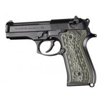 Beretta 92FS Chain Link G10 - G-Mascus Green