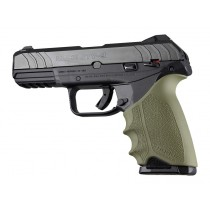 HandAll Beavertail Grip Sleeve Ruger Security 9 OD Green
