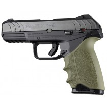 Ruger Security 9 Standard: HandALL Beavertail Grip Sleeve - OD Green