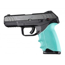 HandAll Beavertail Grip Sleeve Ruger Security 9 Aqua