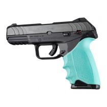 HandAll Beavertail Grip Sleeve Ruger Security 9 Aqua