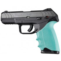 Ruger Security 9 Standard: HandALL Beavertail Grip Sleeve - Aqua