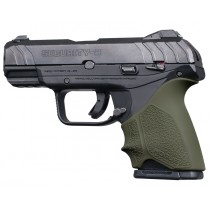 Ruger Security-9 Compact: HandALL Beavertail Grip Sleeve - OD Green