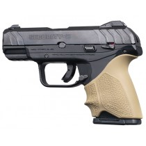 Ruger Security 9 Compact: HandALL Beavertail Grip Sleeve - FDE