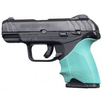 Ruger Security 9 Compact: HandALL Beavertail Grip Sleeve - Aqua