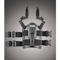 ARS Holster Thigh Rig CF Weave