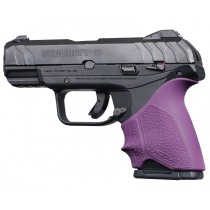 Ruger Security 9 Compact: HandALL Beavertail Grip Sleeve - Purple