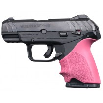 Ruger Security 9 Compact: HandALL Beavertail Grip Sleeve - Pink