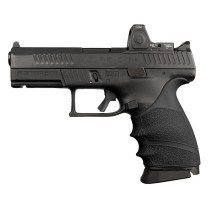 CZ P-10 C: HandALL Beavertail Grip Sleeve - Black