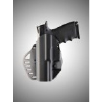 ARS Stage 1 - Carry Holster S&W M&P 9MM, 40S&W, 357SIG Left Hand Black