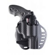 ARS Stage 1 - Carry Holster S&W Polymer Bodygaurd Right Hand CF Weave