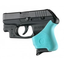 Handall Hybrid Ruger LCP Crimson Trace Button Grip Sleeve Aqua