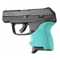 Ruger LCP II: HandALL Beavertail Grip Sleeve - Aqua