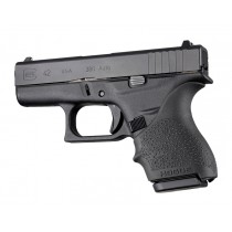 GLOCK 42, 43: HandALL Beavertail Grip Sleeve - Black