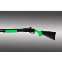 Remington 870 OverMolded Shotgun Stock kit with forend Zombie Green