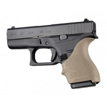 GLOCK 42, 43: HandALL Beavertail Grip Sleeve - FDE