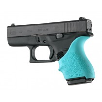 GLOCK 42, 43: HandALL Beavertail Grip Sleeve - Aqua