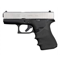 GLOCK 43X, 48: HandALL Beavertail Grip Sleeve - Black