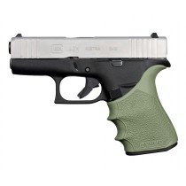 GLOCK 43X, 48: HandALL Beavertail Grip Sleeve - OD Green