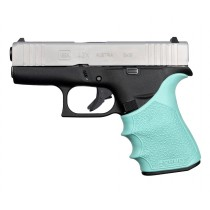 GLOCK 43X, 48: HandALL Beavertail Grip Sleeve - Aqua