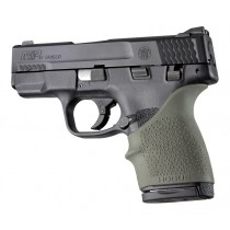 S&W M&P Shield 45 / Kahr P9, P40, CW9, CW40: HandALL Beavertail Grip Sleeve - OD Green