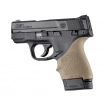 HandAll Beavertail Grip Sleeve S&W M&P Shield, Ruger LC9/EC9 Flat Dark Earth