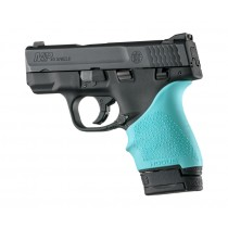 HandAll Beavertail Grip Sleeve S&W M&P Shield, Ruger LC9/EC9 Aqua