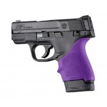HandAll Beavertail Grip Sleeve S&W M&P Shield, Ruger LC9/EC9 Purple