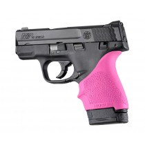 HandAll Beavertail Grip Sleeve S&W M&P Shield, Ruger LC9/EC9 Pink