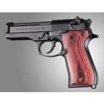 Beretta 92 Rose Laminate