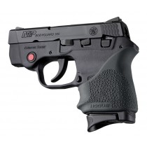 S&W Bodyguard 380 / Taurus TCP & Spectrum: HandALL Beavertail Grip Sleeve - Black