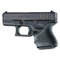 GLOCK 26, 27: HandALL Beavertail Grip Sleeve - Black