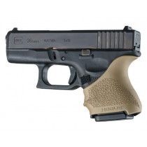 HandAll Beavertail Grip Sleeve Glock 26/27 Flat Dark Earth