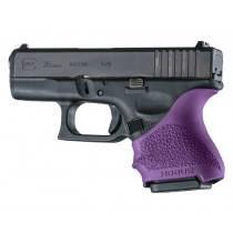 HandAll Beavertail Grip Sleeve Glock 26/27 Purple