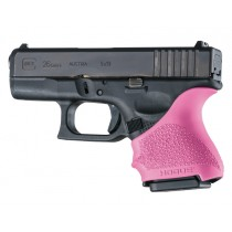GLOCK 26, 27: HandALL Beavertail Grip Sleeve - Pink