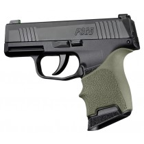 SIG SAUER P365: HandALL Beavertail Grip Sleeve - OD Green