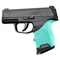 SIG SAUER P365: HandALL Beavertail Grip Sleeve - Aqua