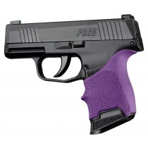 SIG SAUER P365: HandALL Beavertail Grip Sleeve - Purple