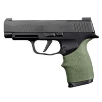 SIG SAUER P365 XL: HandALL Beavertail Grip Sleeve - OD Green