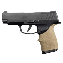 SIG SAUER P365 XL: HandALL Beavertail Grip Sleeve - FDE