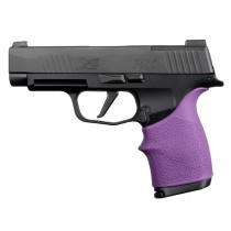SIG SAUER P365 XL: HandALL Beavertail Grip Sleeve - Purple