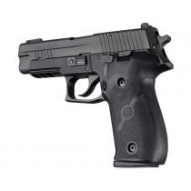 SIG Sauer P226 Rubber Panels Black
