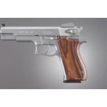 S&W 1006/4506 Series Kingwood Checkered