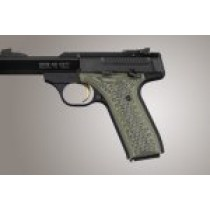 Browning BuckMark URX Piranha Grip G10 - G-Mascus Green