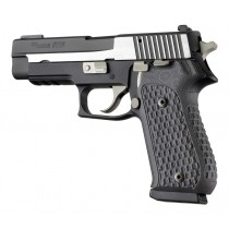 SIG Sauer P220 American Chain Link G10 - G-Mascus Black/Gray