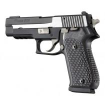 SIG Sauer P220 American Piranha Grip G10 - G-Mascus Black/Gray